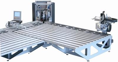 Oczyszczarka CNC  KMW APH-WS-ESB