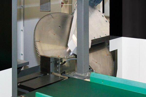 Centrum tnąco-obróbcze do profili aluminiowych BDM ULTIMA